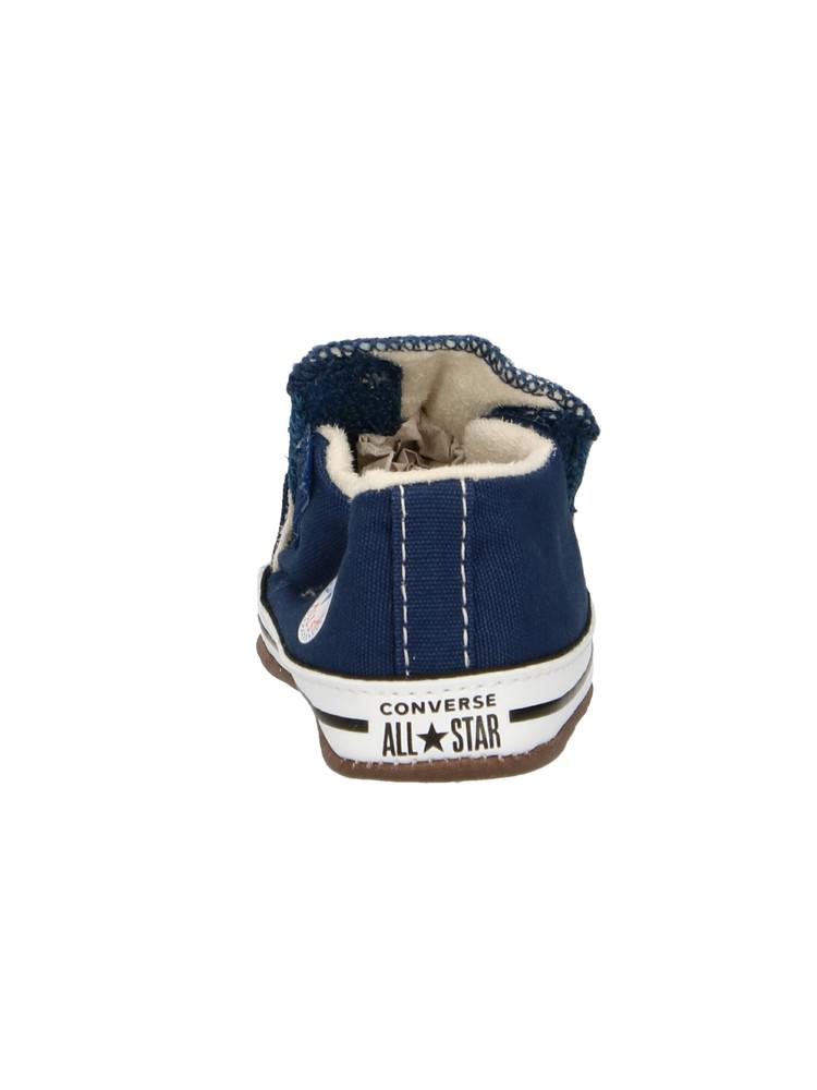 converse blu neonato